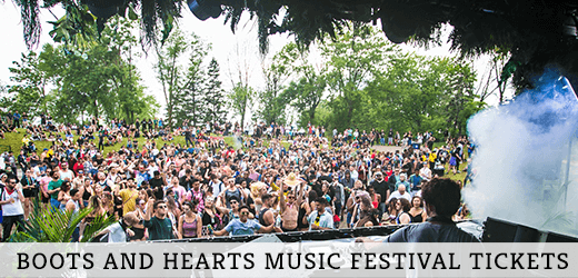 oots And Hearts Music Festival Tickets