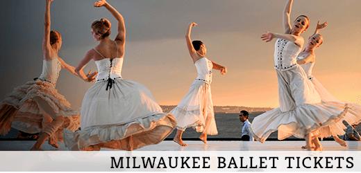 Milwaukee Ballet Tickets
